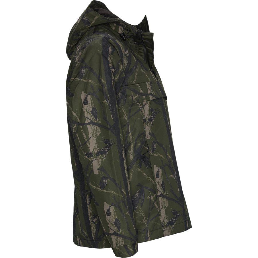 NIMBUS PULLOVER I027639 - Nimbus Pullover Jacket - Jakker - Regular - CAMO GREEN - 4